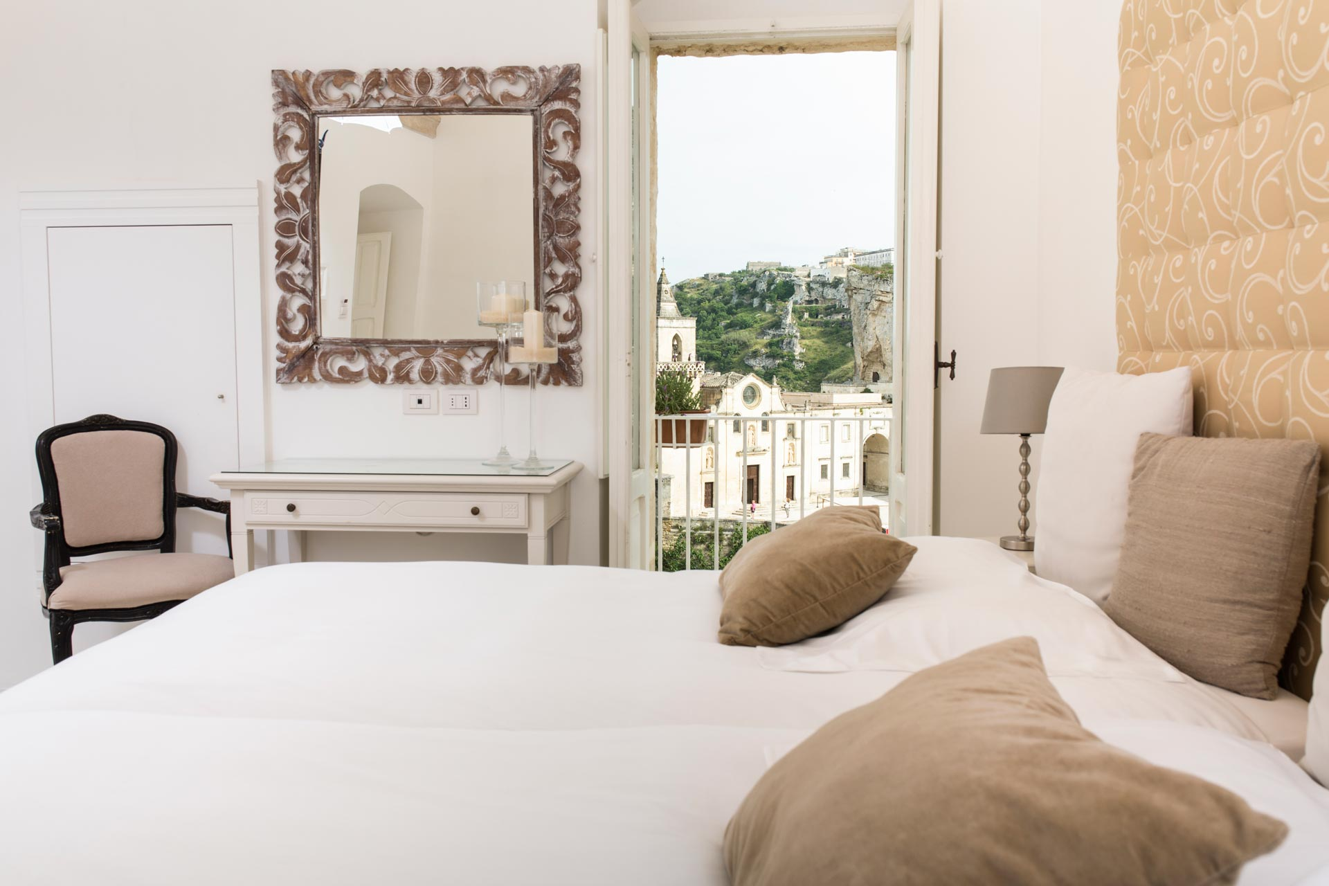 Sant'Angelo Luxury Resort camera Junior Suite